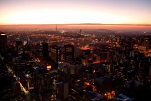 Johannesburg-at-Sunset