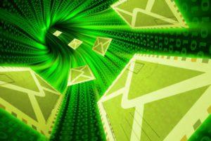 E-mail-spam-binary-communication