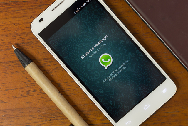 WhatsApp Hides Your Messages Securely - The Artery