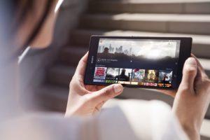 The Entertainment Revolution on Smartphones